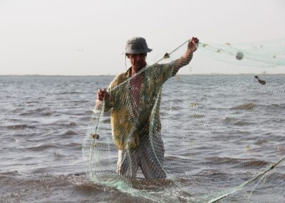 Pêche au filet Sine Saloum Senegal (4)-Niombato